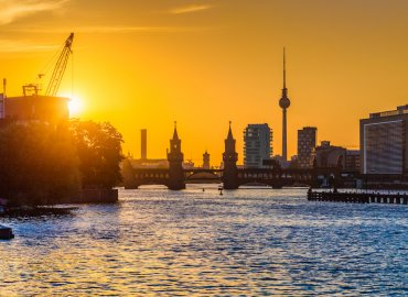 Investment trend in Germany - Berlin