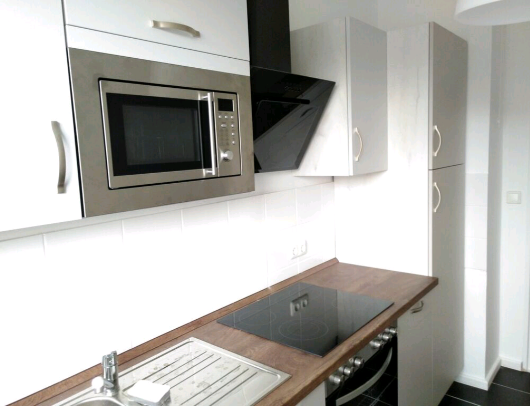 For rent a 2 rooms furnished apartment