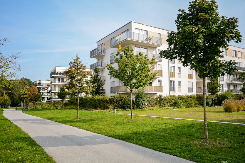 Elegant new build in Berlin Wilmersdorf