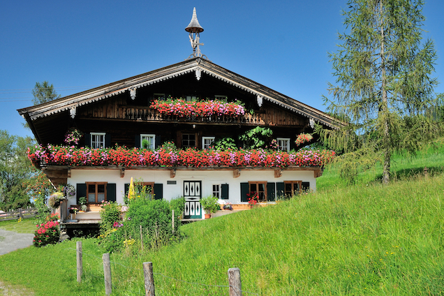 Holiday property in Germany