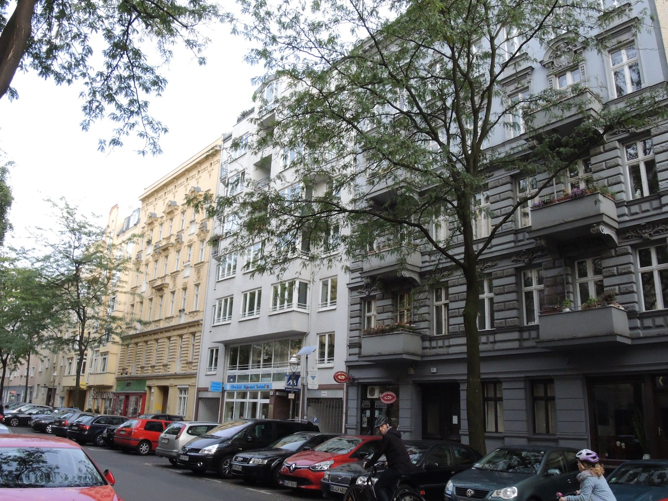 buy an apartment in Berlin Charlottenburg